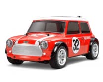 Mini Cooper (Oval and Road Course)